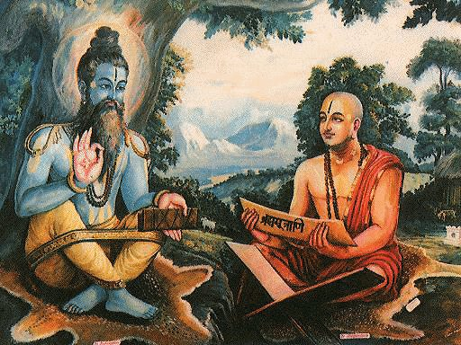 Sri Madhwacharya & Sri Vedavyasa Devaru